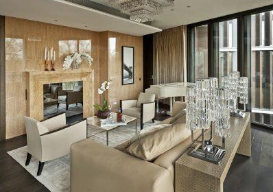 Апартаменты №1 в Лондоне в жилом комплексе One Hyde Park #1