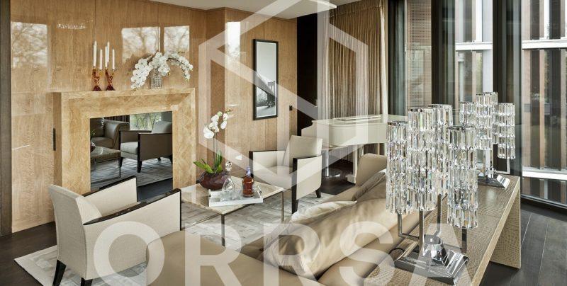 Appartement numéro 1 à Londres dans le complexe résidentiel de One Hyde Park #1
